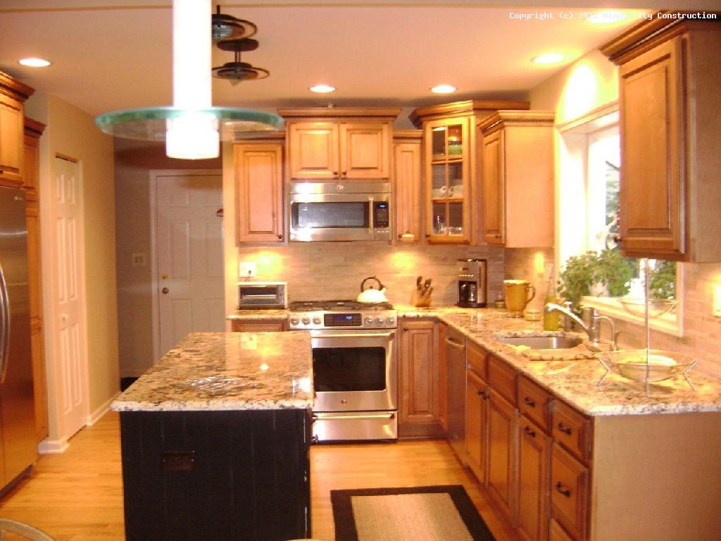 Small kitchen ideas joy studio design gallery best design for Kitchen gallery ideas
